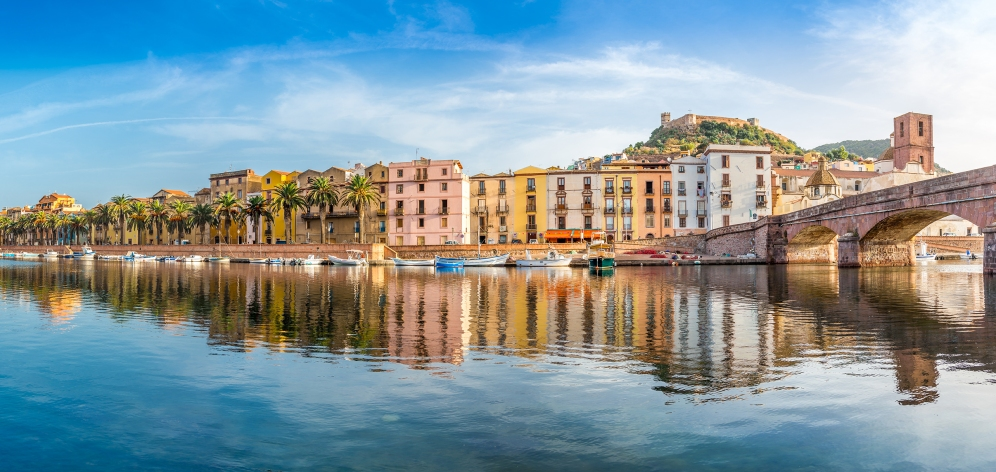 Bosa in Sardinia shutterstock_228928825