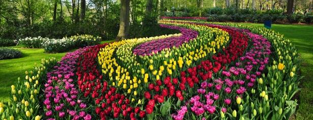 Spring Gardens Keukenhof shutterstock_735813991