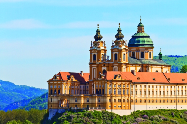 Melk - Famous Baroque Abbey (Stift Melk), Austria_25093107.jpg